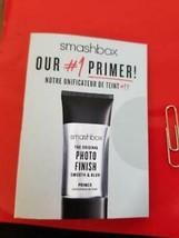 Smashbox Photo Finish Smooth & Blur ❤️ MINI TRAVEL SIZE ❤️ Authentic - $8.86