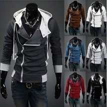 NEW Hot Selling Men's Fashion Cotton Hoodies Sweatshirts Jackets - $56.10