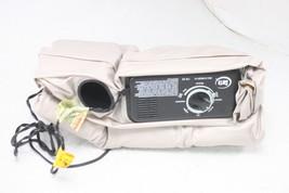 Serta Raised Twin Air Mattress Never Flat Pump Auto pump  Double Air Pum... - ₨3,067.33 INR