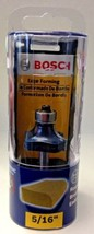 """Bosch 85295MC 5/16"""" Edge Forming Round over Router Bit 1/4"""" Shank - $9.90"""
