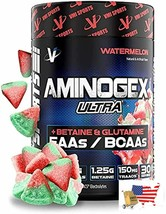 VMI Sports | Aminogex Ultra | BCAA Powder | Amino Acids + Betaine and Glutamine - $49.47