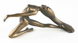 """1976 """"Terrie"""" Bronze Sculpture by Tom Bennett Artist's Proof Beautiful P... - $2,619.40"""