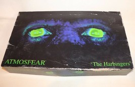 Mattel Atmosfear The Harbingers Board Game Complete with VHS Tape - $59.99