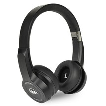 Monster ClarityHD Bluetooth Wireless Foldable On-Ear Headphones(Black) - $72.26
