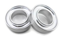 "For 1988-1998 GMC C2500 2.5"" Front Coil Spacer Leveling Lift Kit 2WD Silver - $98.75"