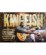 "Christone Ingram ""Kingfish"" Promo Poster & write-up 11 x 17 Folded in half - $5.95"
