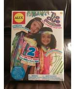 Alex Toys Tie Dye Fashion Best Friend Scarves Kids Crafts NEW - $12.86