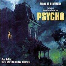 Psycho ( Complete Score ) - Soundtrack/Score CD ( Like New ) - $33.80