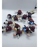 11 California Raisin Characters  Plus 1 Other See Pictures - $5.89