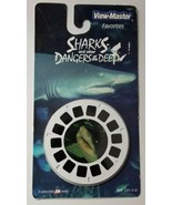 Viewmaster Favorites Sharks Other Dangers of the Deep Collectable Reels - $23.36