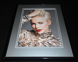 Michelle Williams 2016 Close up Framed 11x14 Photo Display  - $22.55