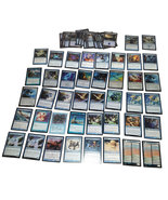 Magic the Gathering MTG Blue Flying (60) Card Starter Deck + (2) Checkli... - $7.88