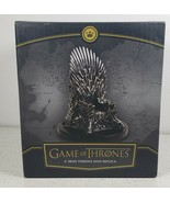 "Throne Mini Replica Dark Horse Deluxe Game of Thrones 4"" Iron  New in Pa... - $50.74"