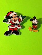 Lot Of 2 Disney Mickey Mouse Pins PinBack Collectible Gift - $4.00