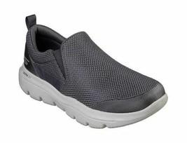 Men's Skechers GOwalk Evolution Ultra Impeccable Slip-On Shoe Charcoal - $94.05