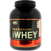 Optimum Nutrition TRUE STRENGTH Gold Standard 100% WHEY Protein Isolate Chocolat - $97.00