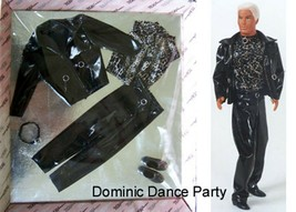 """DANCE PARTY DOMINIC FASHION BY MIKELMAN 11 1/2"""" fits Ken Doll Paul David... - $38.61"""