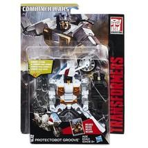 Transformers Protectobot GROOVE Deluxe Class Figure Combiner Wars Genera... - $33.65