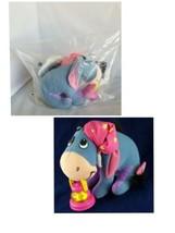 "Mattel 1998 Disney Winnie The Pooh 10"" Eeyore Plush Toy light up Lantern... - $24.99"