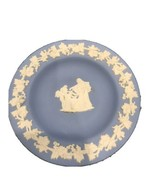 Wedgwood Jasperware Small Plate - Angels Cherub Round Plate - Comes with... - $8.49