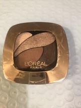 L'Oreal Paris Colour Riche Dual Effects Eyeshadow - Absolute Taupe - $5.94