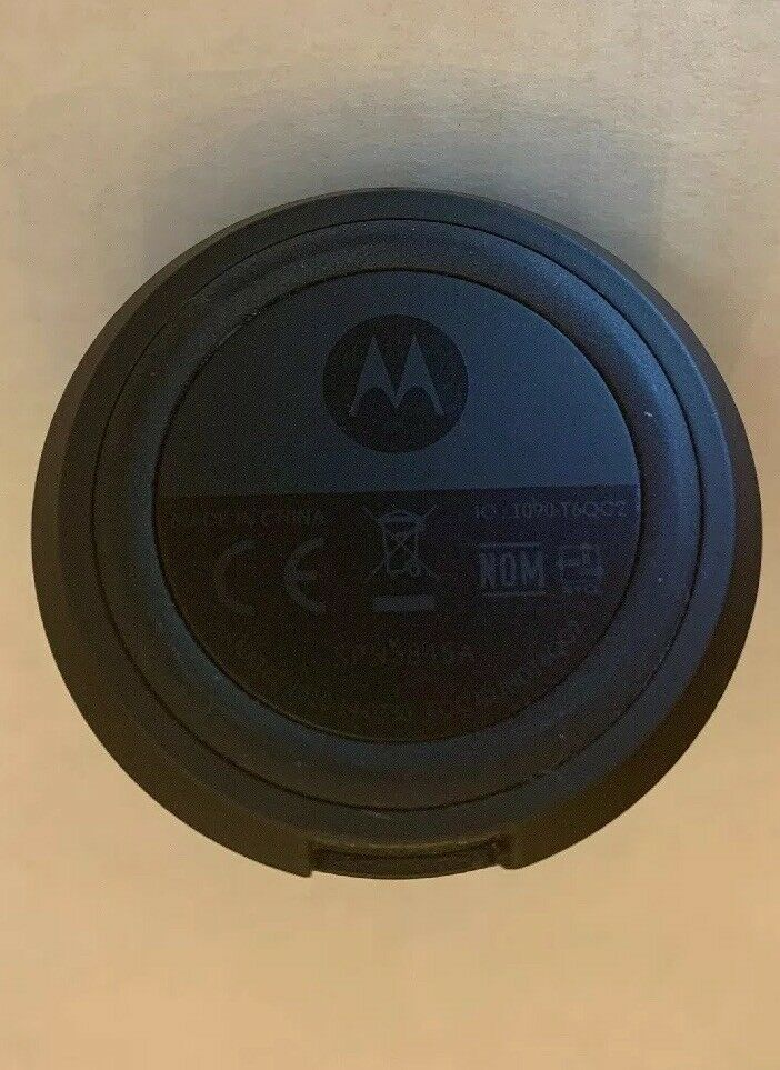 Genuine Motorola Moto 360 1st Gen Charger OEM Wireless Charging Dock image 3