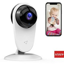 [Updated] Victure Baby Monitor 1080P FHD Home WiFi Security Camera Sound... - $57.53