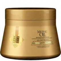 New L'oreal Professionnel Mythic Oil Mask For Fine Hair - $17.53