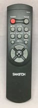 Original SAMTRON 10420K REMOTE CONTROL  SVC20/XAA SVC20V SVC20V/XAA SVC4... - $11.30