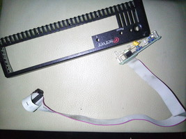 IBM xSERIES 300 Server Power Switch Card Assembly, Front Bezel and LEDs 09N7225 - $9.99
