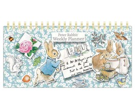Peter Rabbit Weekly Planner - $7.17