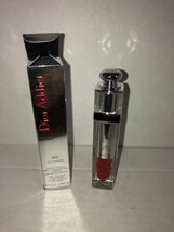 Christian Dior Addict Fluid Stick - # 869 Vie D'enfer - Full Size Free Shipping - $18.00