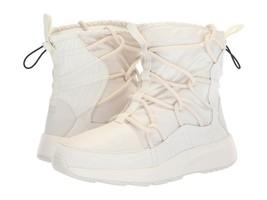 Nike Women's Tanjun High Rise High Top Sneaker Boots, Women's size 8 - $52.46
