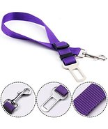 NACOCO Fashion Pet Dog Adjustable Car Automotive Seat Safety Belt (Purple) - $29.70