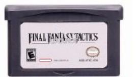 Final Fantasy Tactics Advance - Game Boy Advance (GBA) Compatible model ... - $17.77