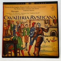 Cavalleria Rvsticana  Box Set 2 LP Vinyl Record Angel 3632 - £5.87 GBP