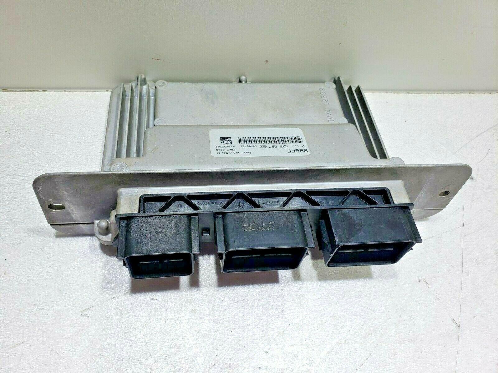 ECU ECM PCM BOSCH Ford F150  F250 5.4 0261S05987 OEM