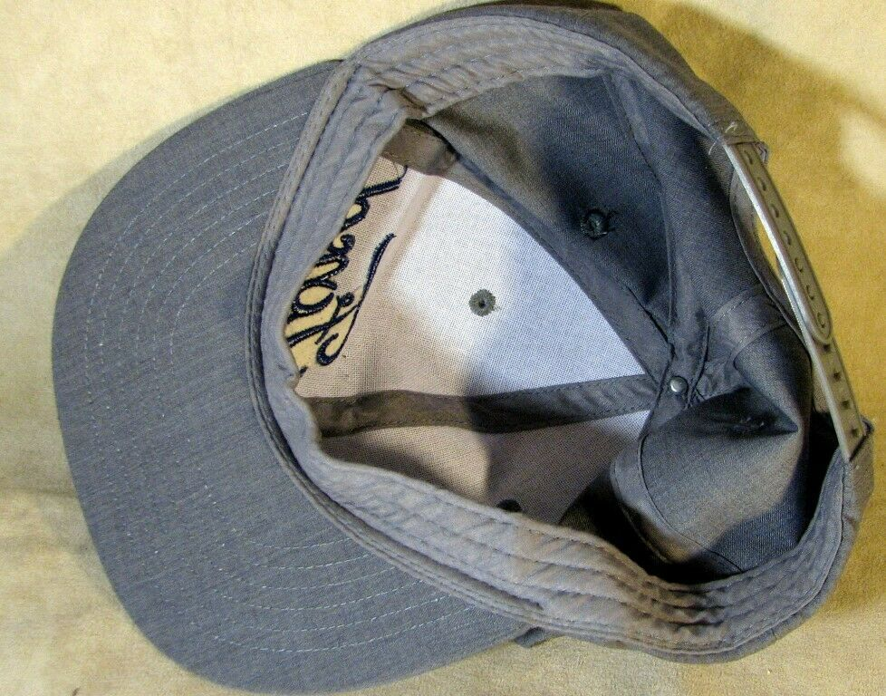 Ford Grey SnapBack Hat Cap