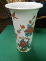 """Beautiful LENOX """"Saxony"""" Vase Repo of Meissen Vase-Circa 1725 - $32.26"""