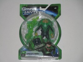 Mattel Green Lantern Green Man Action Figure NEW - $12.19