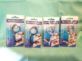 4 No Touch Keys - $12.49