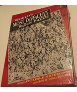 BGi World's Most Difficult 500 Piece Jigsaw Puzzle Double Sided Dalmatia... - $24.74