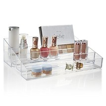 STORi Premium Quality Clear Plastic Vanity Organizer | Audrey Collection - $13.17