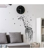 Wall Sticker Butterfly Vinyl Home Decor Living Room Bedroom Stickers Dec... - $15.11+