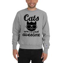 Champion Sweatshirt, cats - $55.44