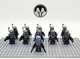 Star Wars Mandalorian Bo-Katan Kryze The Nite Owls troopers 11pcs Minifigures - $22.99