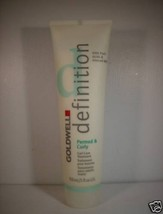 Goldwell Definition Permed & Curly Curl Care Treatment With Aha Acids ~ 5 Fl Oz! - $9.54