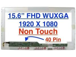 "Ibm Lenovo Thinkpad W530 2438-5DU 15.6"" Full Hd New Led Lcd Screen - $86.08"