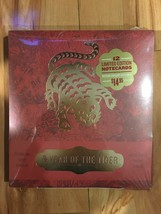 Usps Chinese Lunar New Year Of The Tiger - 12 Ltd Edition Notecard W Matching - $20.99