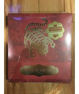 USPS CHINESE LUNAR NEW Year of the Tiger - 12 Ltd EDITION NOTECARD W MAT... - $20.99